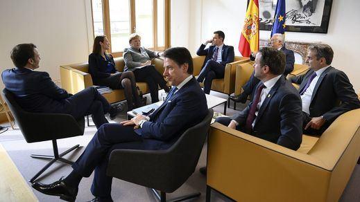 Fractura total en el Consejo Europeo ante la propuesta de un 'plan Marshall' contra el coronavirus