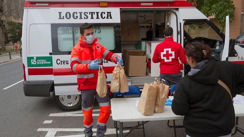 Cruz Roja ha realizado 160.000 intervenciones a través del Plan RESPONDE frente al COVID-19