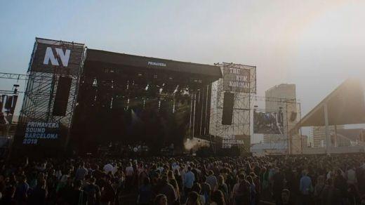 El Primavera Sound de Barcelona se celebrará por primera vez en verano