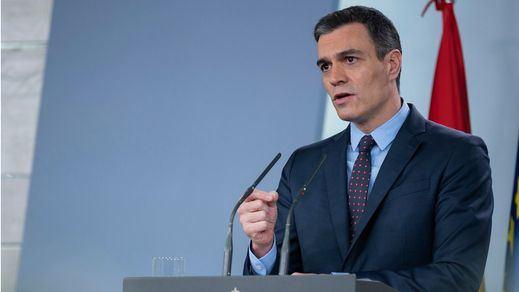 Sánchez anuncia el confinamiento del país salvo para actividades esenciales