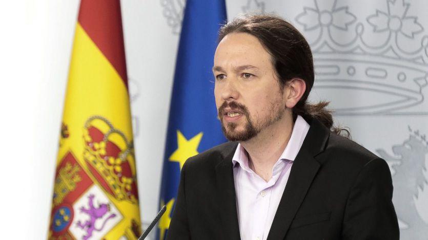 Nueva polémica con la Constitución, el corralito y Pablo Iglesias: le acusan de querer expropiarlo todo