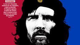 'L'Équipe' compara a Messi con el Che Guevara por rebajarse el sueldo