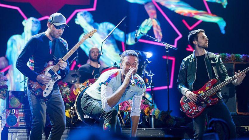 Las 10 mejores canciones de Coldplay
