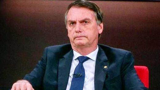 El negacionista Bolsonaro pasa de llamar