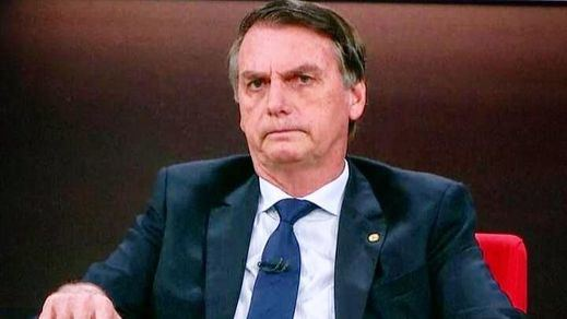 El negacionista Bolsonaro pasa de llamar 'gripecita' al coronavirus al 'mayor desafío de Brasil'