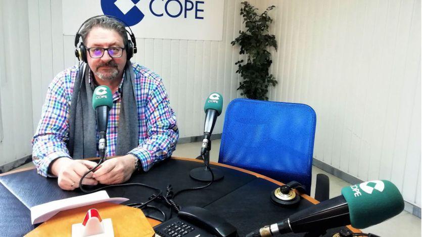 Diego Martínez, periodista de sucesos: 'España es el país del morbo'