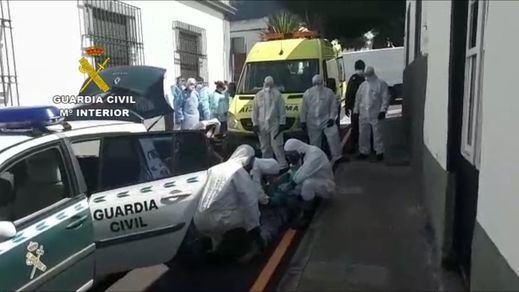 La Guardia Civil detiene por segunda vez a un individuo que escupía a los agentes diciendo tener coronavirus