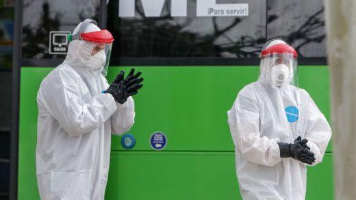 España, el país con más muertos del mundo por coronavirus conforme a su población