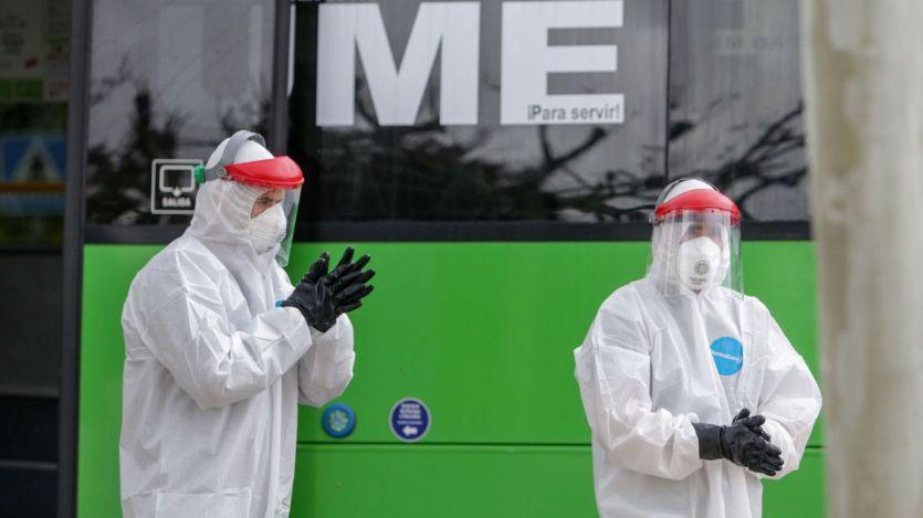 Coronavirus: desciende el número de muertos diario a 809 en 24h, la cifra más baja en una semana