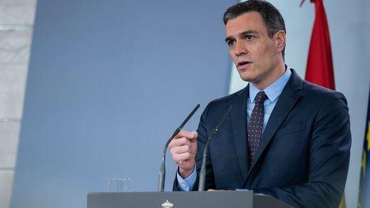 Sánchez pide una segunda prórroga del estado de alarma, pero matiza que no será la última