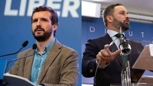 PP y Vox rechazan los Pactos de la Moncloa entre duras críticas al Gobierno
