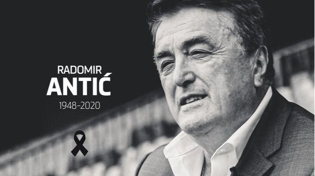 Fallece Radomir Antic a los 71 años