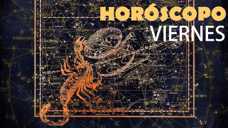 Horóscopo de hoy, viernes 10 de abril de 2020