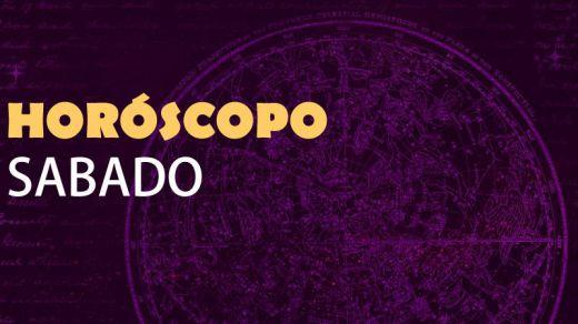 Horóscopo de hoy, sábado 11 de abril de 2020