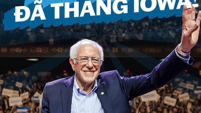 Bernie Sanders abandona y deja a Biden como rival de Trump en las urnas