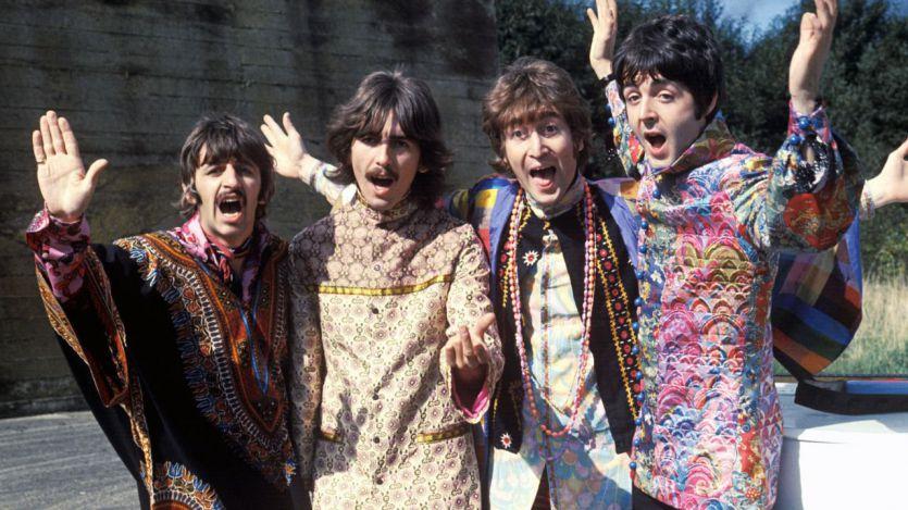 Las 50 mejores canciones de los Beatles