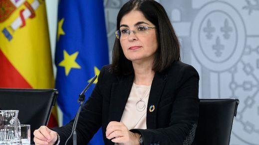 La ministra Carolina Darias anuncia que ha superado el coronavirus en 30 días