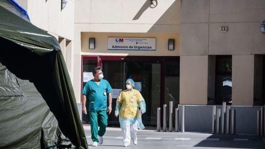 510 fallecidos en España en las últimas 24 horas, la cifra más baja desde el 23 de marzo