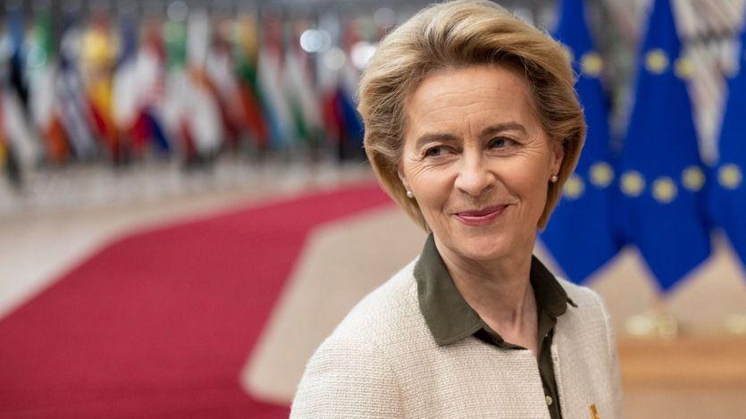 La presidenta de la Comisión Europea remata al turismo: recomienda no planificar viajes para el verano