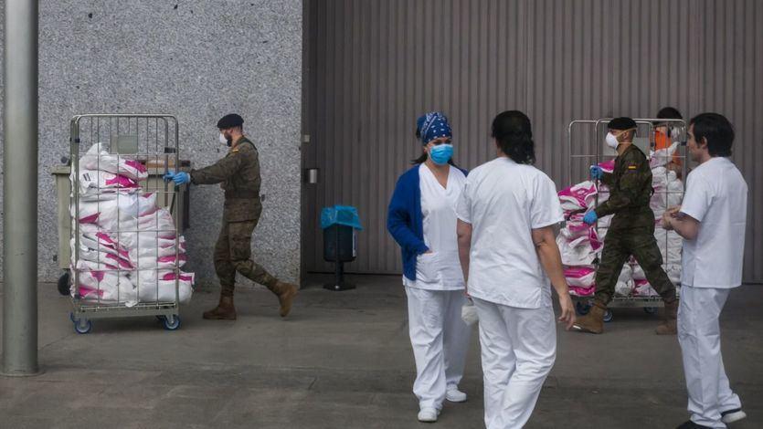 El coronavirus concede una tregua: sólo 517 nuevos fallecidos y 3.477 contagios en las últimas 24 horas