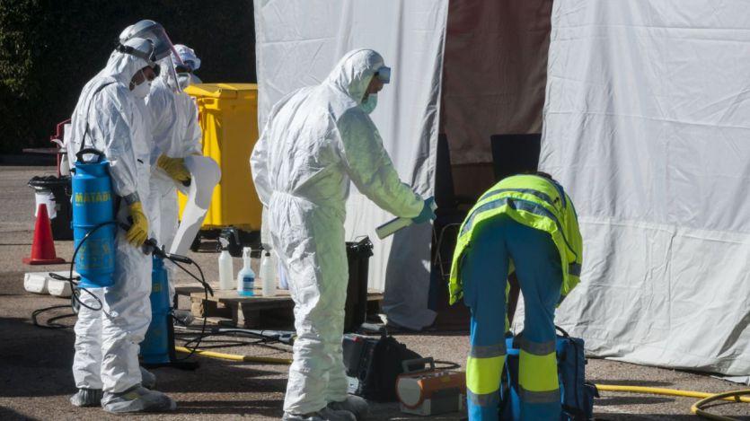 España supera la barrera de los 20.000 fallecidos tras registrar 565 en las últimas 24 horas