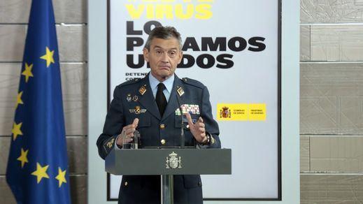 Defensa desmiente el bulo sobre la fumigación con aviones militares
