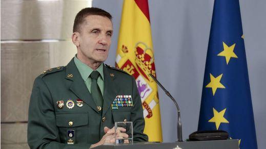 Marlaska sale al paso de la polémica por las declaraciones del jefe de la Guardia Civil