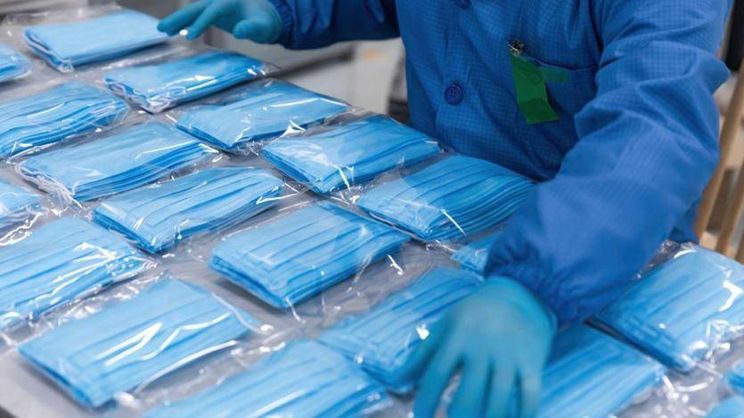 El BOE publica el procedimiento para fijar el precio máximo de mascarillas, geles y guantes