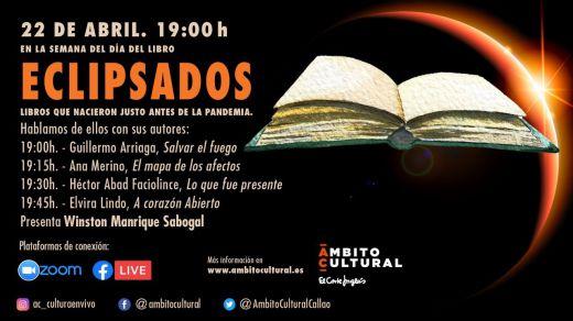 Posteguillo, Atxaga y Lindo, la gran propuesta de Ámbito Cultural de El Corte Inglés para celebrar el Día del Libro