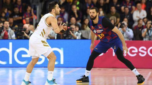 La Liga ACB de baloncesto se decidirá en un adelantado playoff de 12 equipos