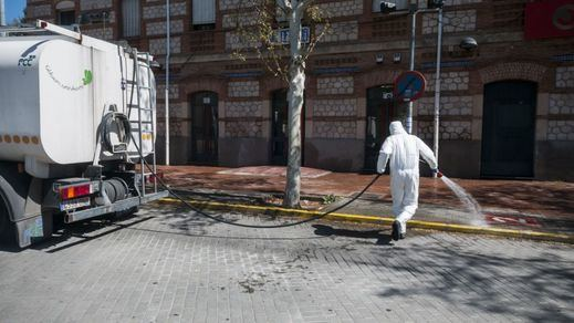 430 muertos y 3.968 contagios nuevos de coronavirus en España en las últimas 24 horas