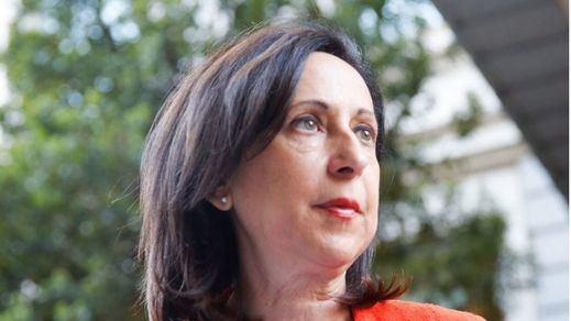 El aplaudido discurso de Margarita Robles en el Palacio de Hielo de Madrid