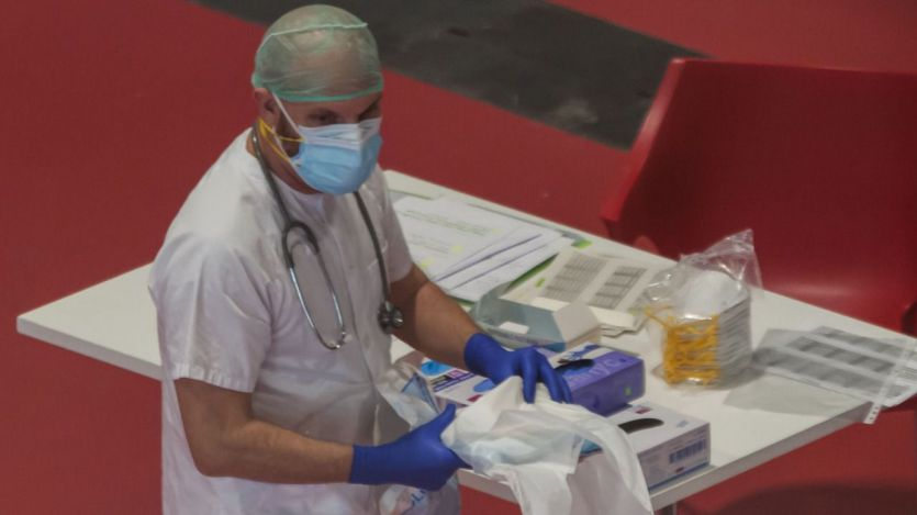 Los datos del coronavirus en España siguen estancados: 440 muertos y 4.635 contagios nuevos