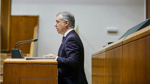 Urkullu propone celebrar las elecciones vascas en el mes de julio