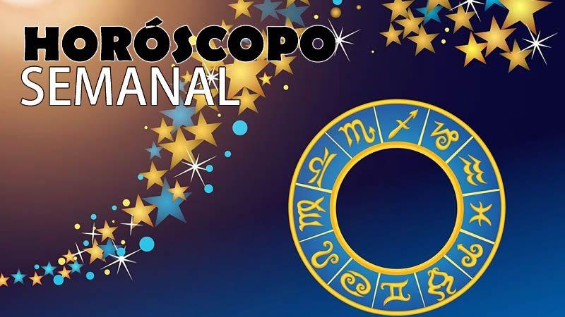 Horóscopo semanal del 27 de abril al 3 de mayo de 2020