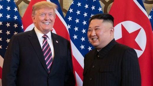 Trump insiste en que Kim Jong Un está vivo, apoyando la versión de Corea del Sur