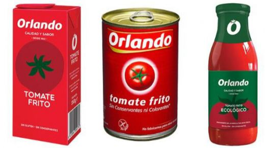 Orlando dona 5.000 kg de tomate para los más necesitados en Madrid