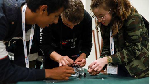 Fundación Naturgy transforma el II Certamen Tecnológico Efigy en un evento online e interactivo con la participación de cerca de 400 alumnos