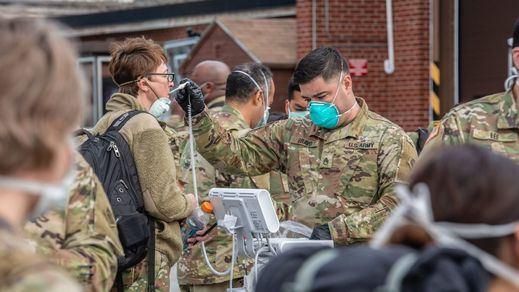 Estados Unidos supera el millón de casos de coronavirus y los 60.000 muertos