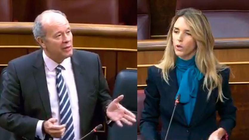 Juan Carlos Campo y Cayetana Álvarez de Toledo