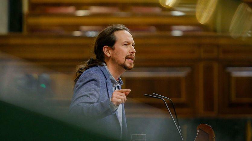 Iglesias eleva el tono ante los ataques de PP y Vox