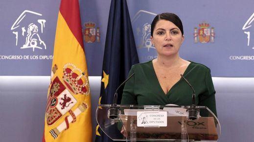 Macarena Olona (Vox) presume de un currículum inflado como especialista anticorrupción
