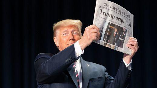 Trump vuelve a vincular la pandemia a un laboratorio de China mientras que la Inteligencia de EEUU lo niega