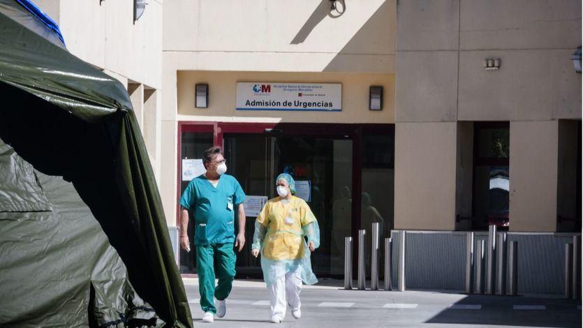 España supera los 25.000 fallecidos por coronavirus aunque descienden las muertes y los nuevos contagios