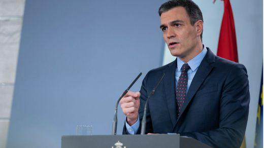 Sánchez anuncia que será obligatorio usar mascarilla en el transporte público