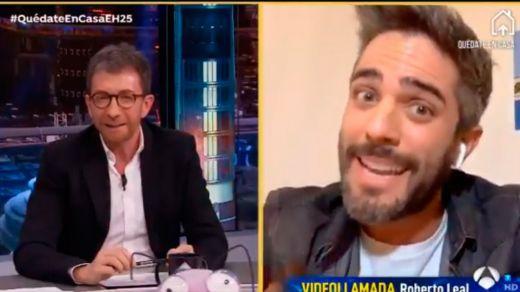 Pablo Motos y Roberto Leal