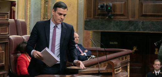 Sánchez decretará luto oficial y hará un homenaje a los fallecidos por coronavirus