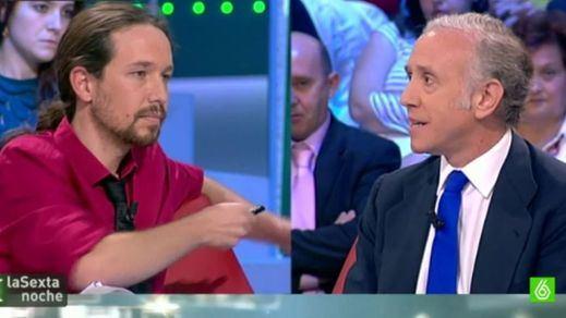 Eduardo Inda, investigado por acoso a los hijos de Pablo Iglesias e Irene Montero