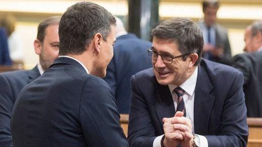 Patxi López presidirá la comisión parlamentaria para la reconstrucción