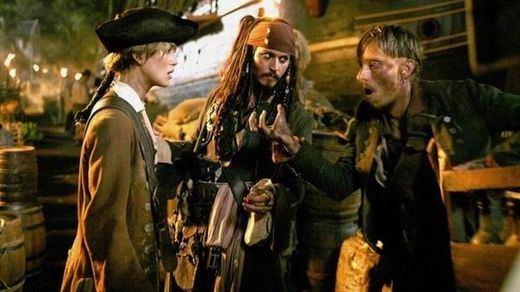 Arde Twitter por el anuncio de la película de 'Piratas del Caribe' sin Johnny Depp